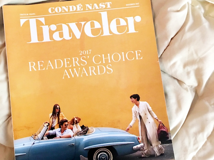 Chain reaction? Condé Nast's best hotels list by Luxury Branding